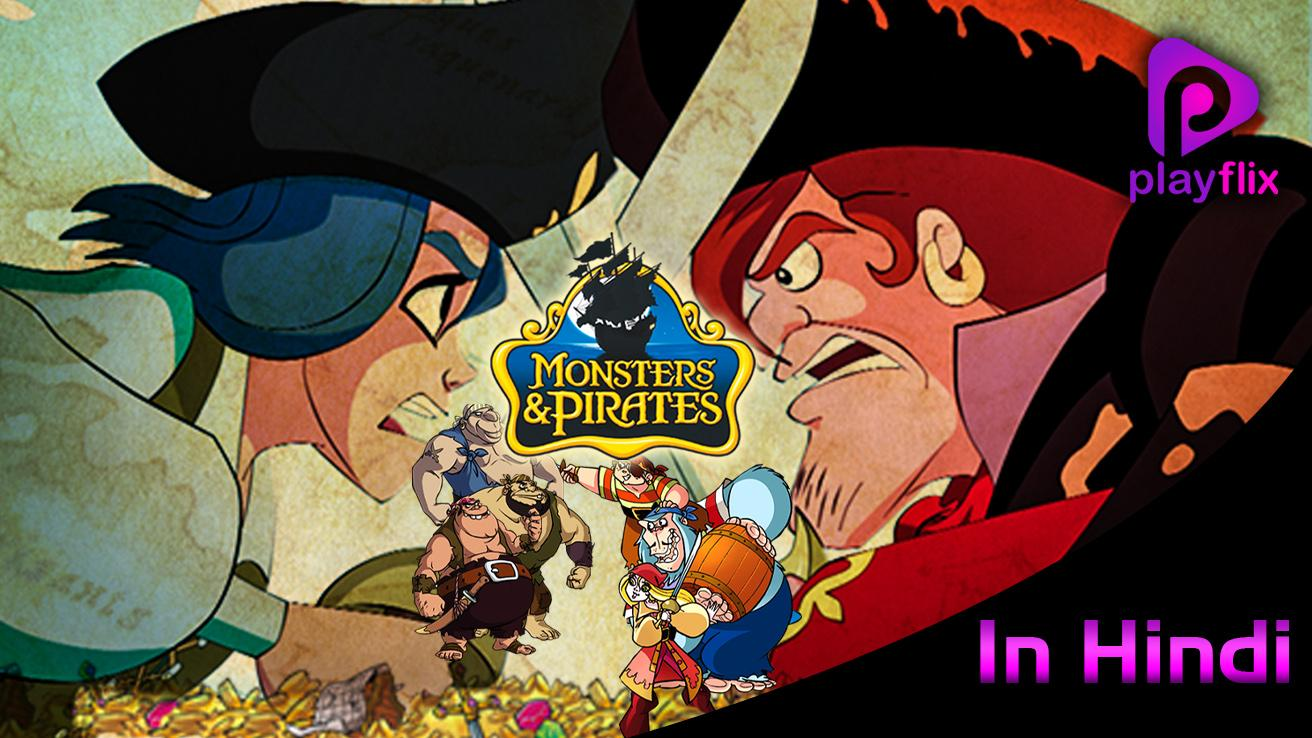 Monsters And Pirates