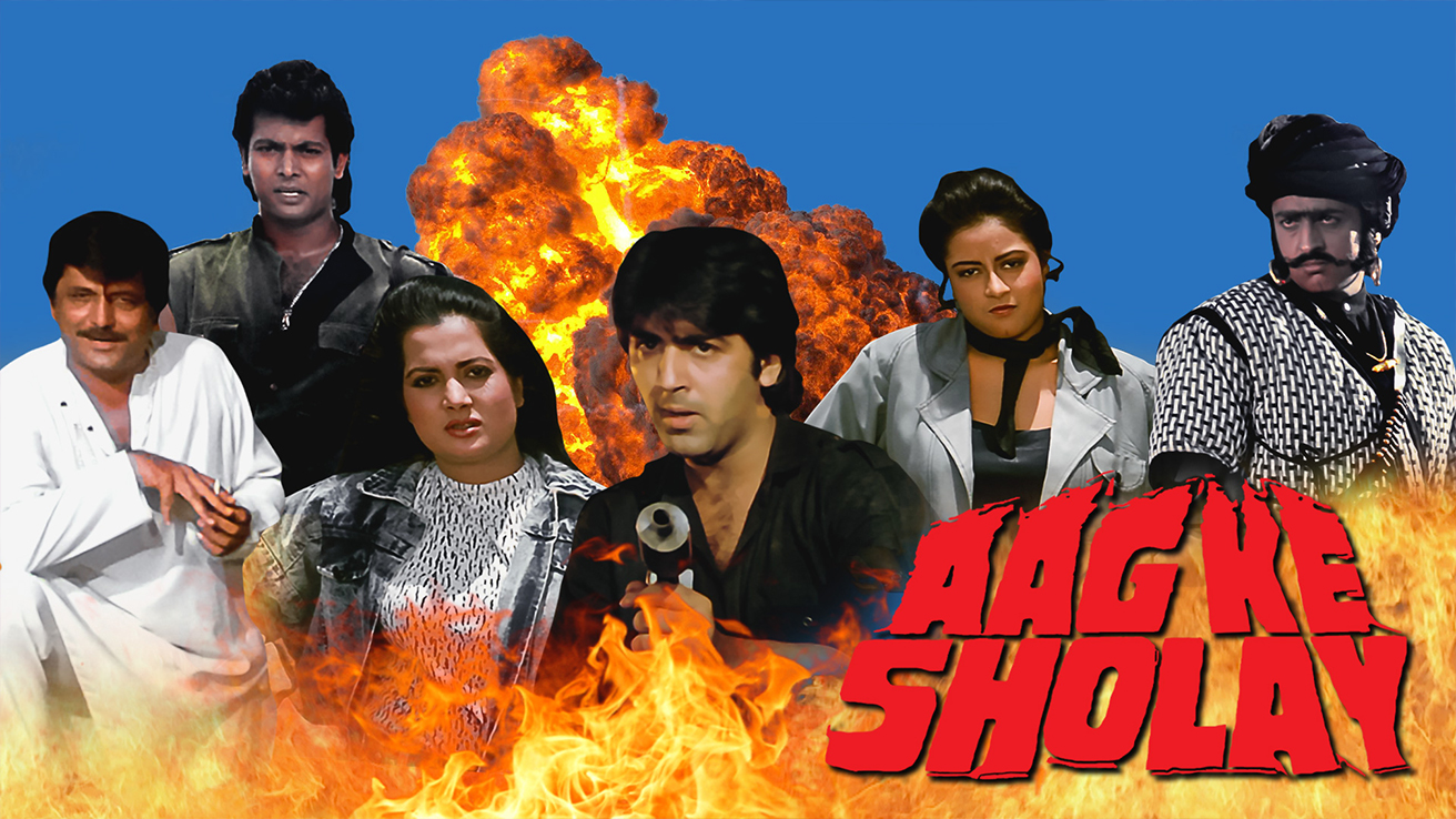 Aag Ke Sholay