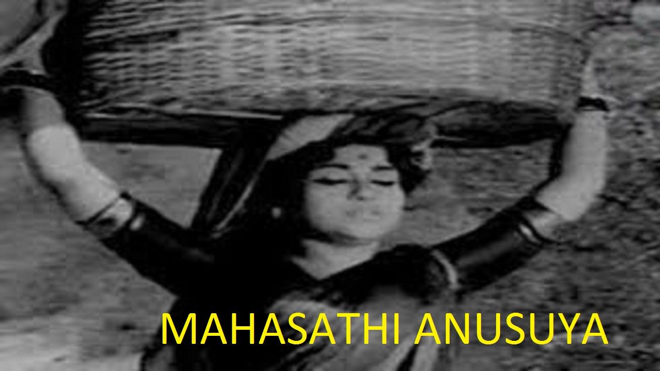 Mahasathi Anasuya