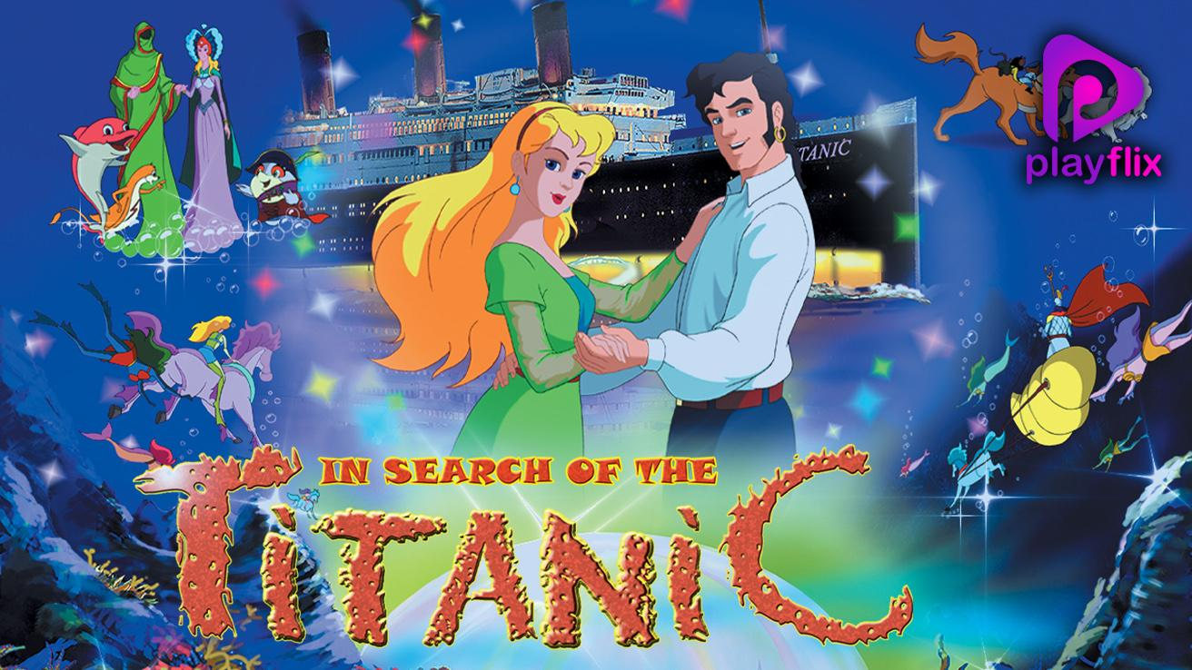 In Search Of The Titanic