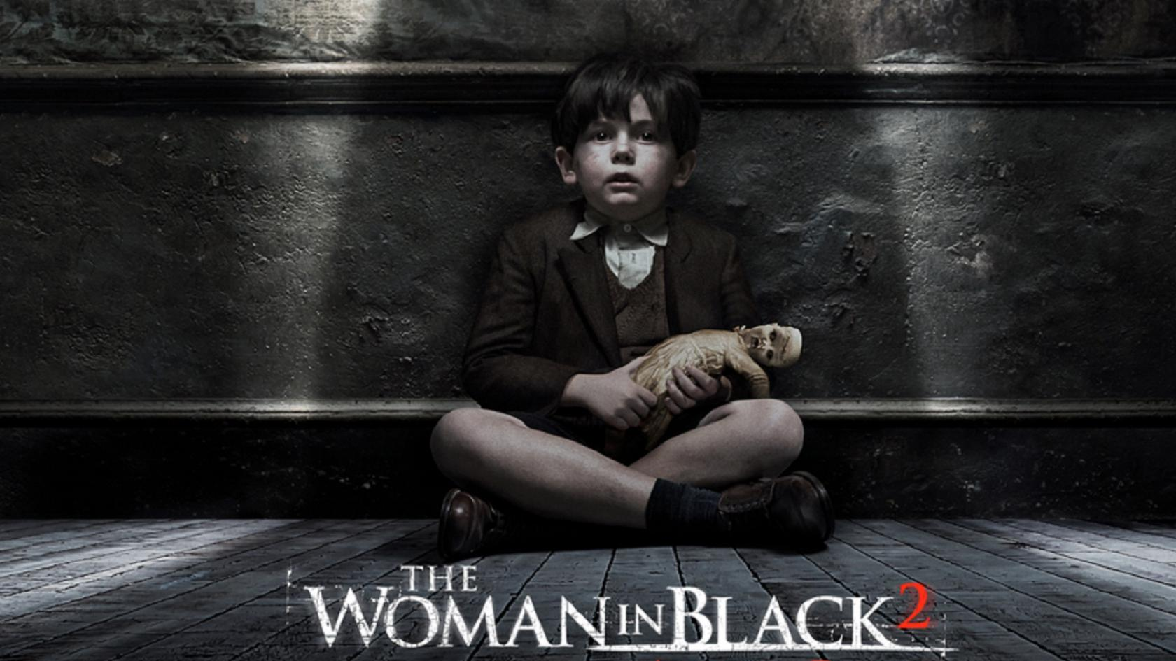 The Woman In Black - 2