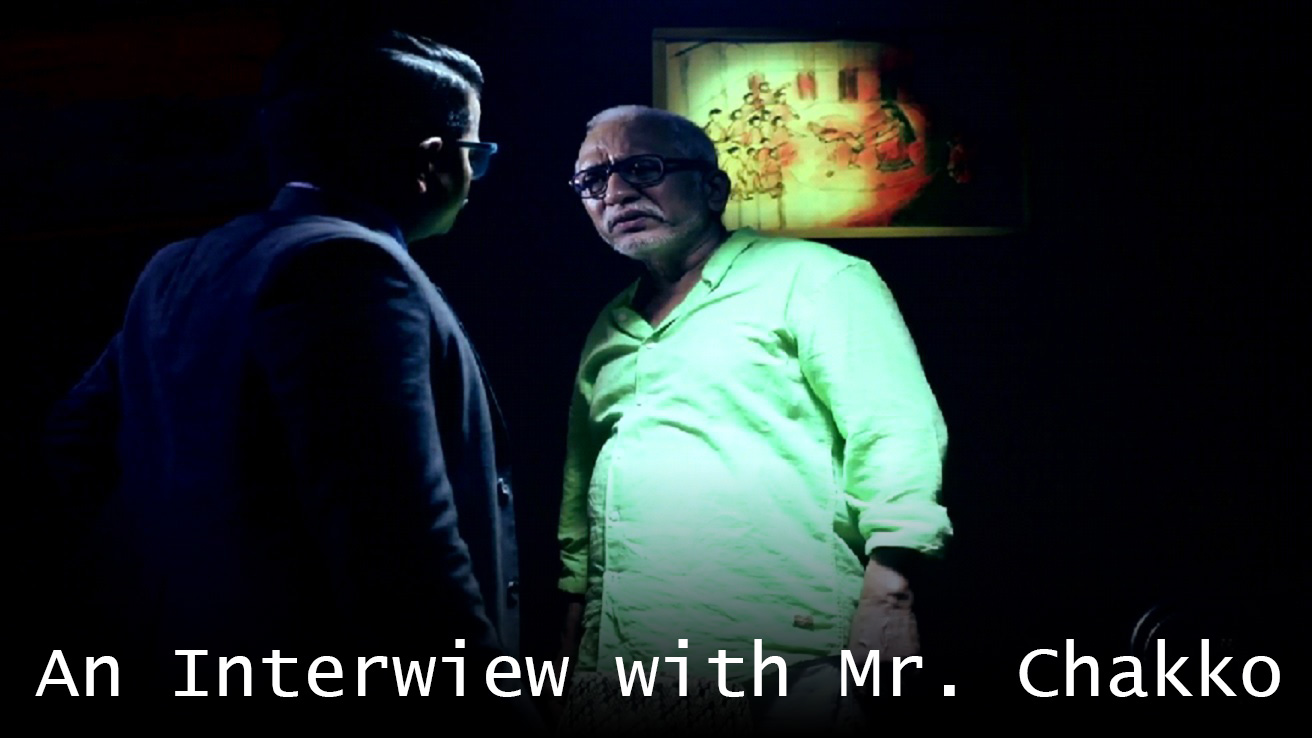 An Interview With Mr. Chakko