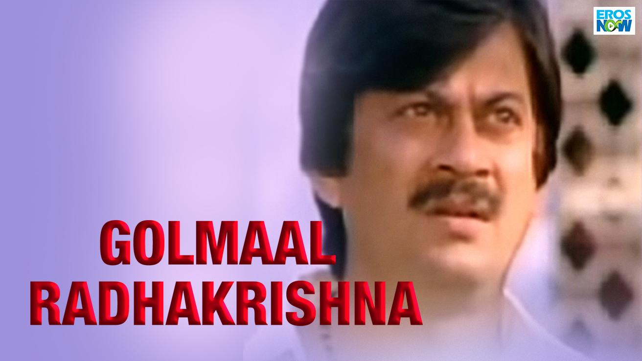 Golmaal Radhakrishna