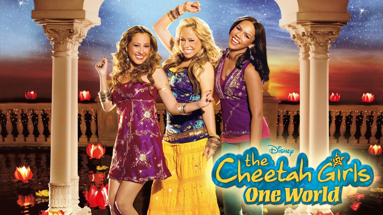 The Cheetah Girls One World