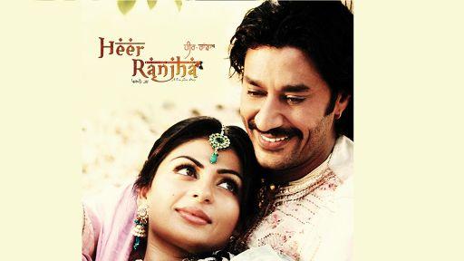 Heer Ranjha - A True Love Story