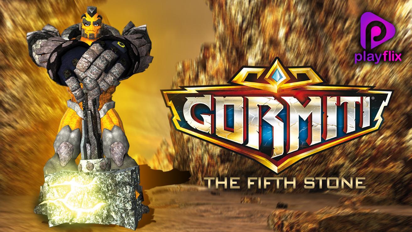 Gormiti The Fifth Stone