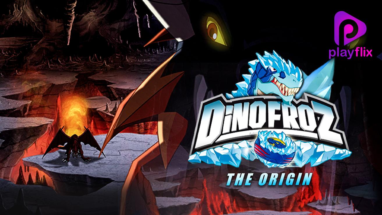 Dinofroz The Origin