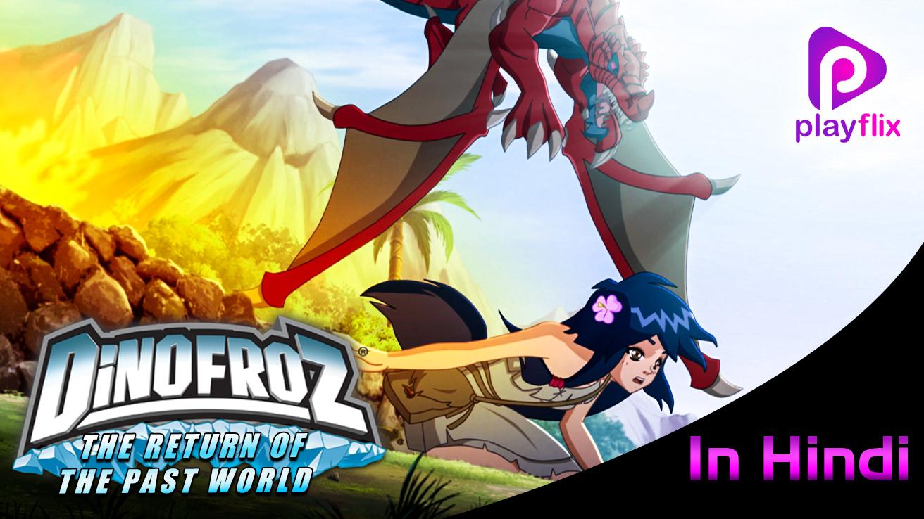 Dinofroz The Return Of The Past World
