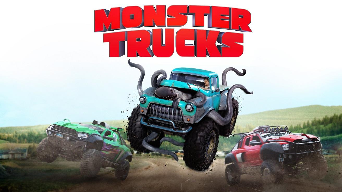 Monster Trucks Movie Watch Full Movie Online On Jiocinema