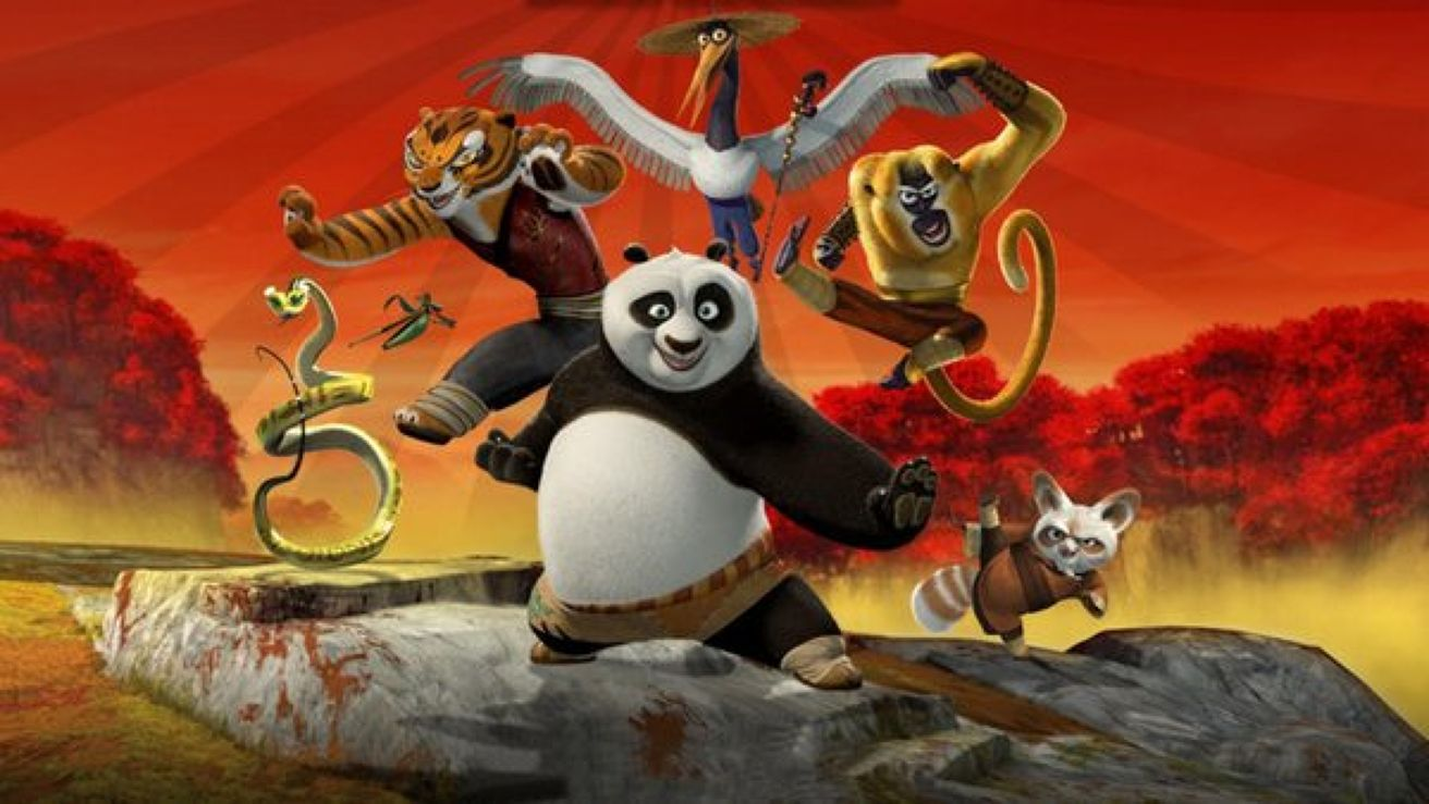 Kung Fu Panda Movie Watch Full Movie Online On Jiocinema