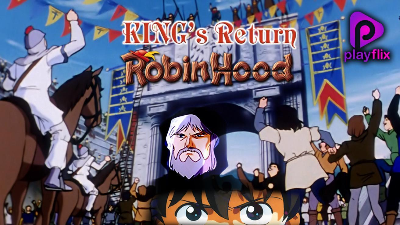 King's Return Robin Hood