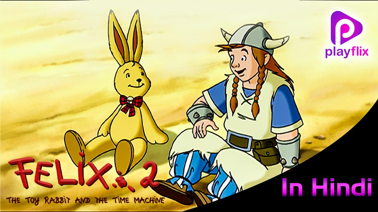 Felix A Toy Rabbit And Time Machine