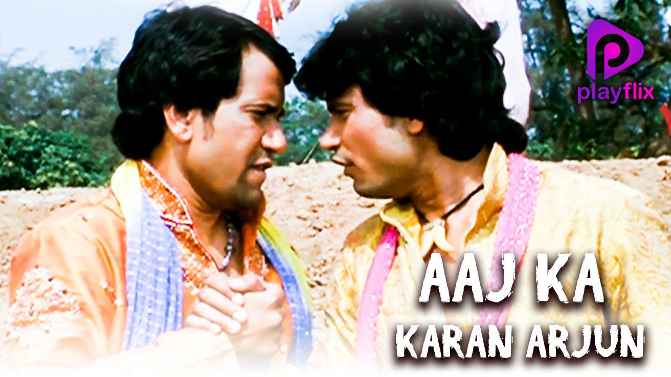 Aaj Ka Karan Arjun