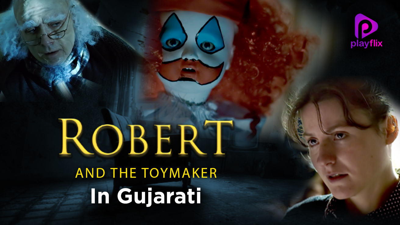 Robert and the Toymaker