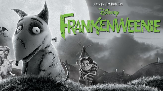 Frankenweenie - Animated