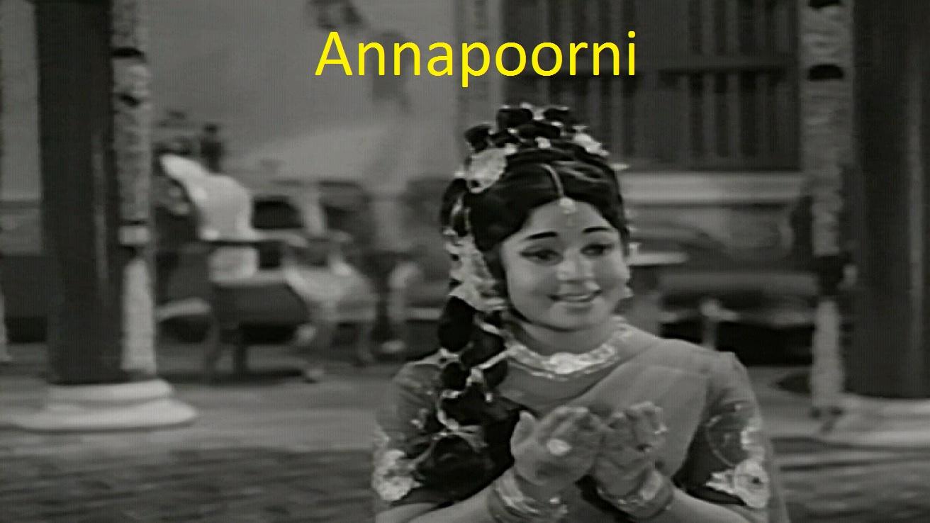 Annapoorani