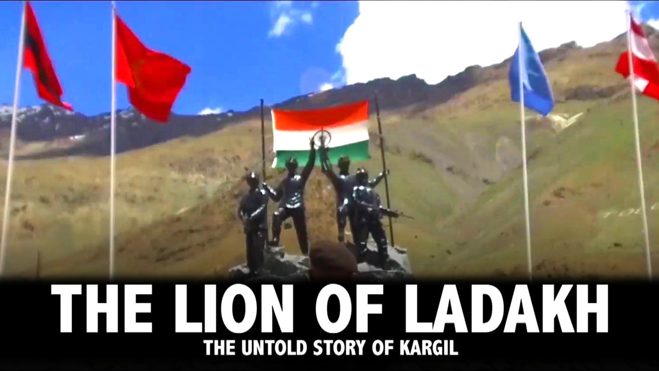 The Lion Of Ladakh