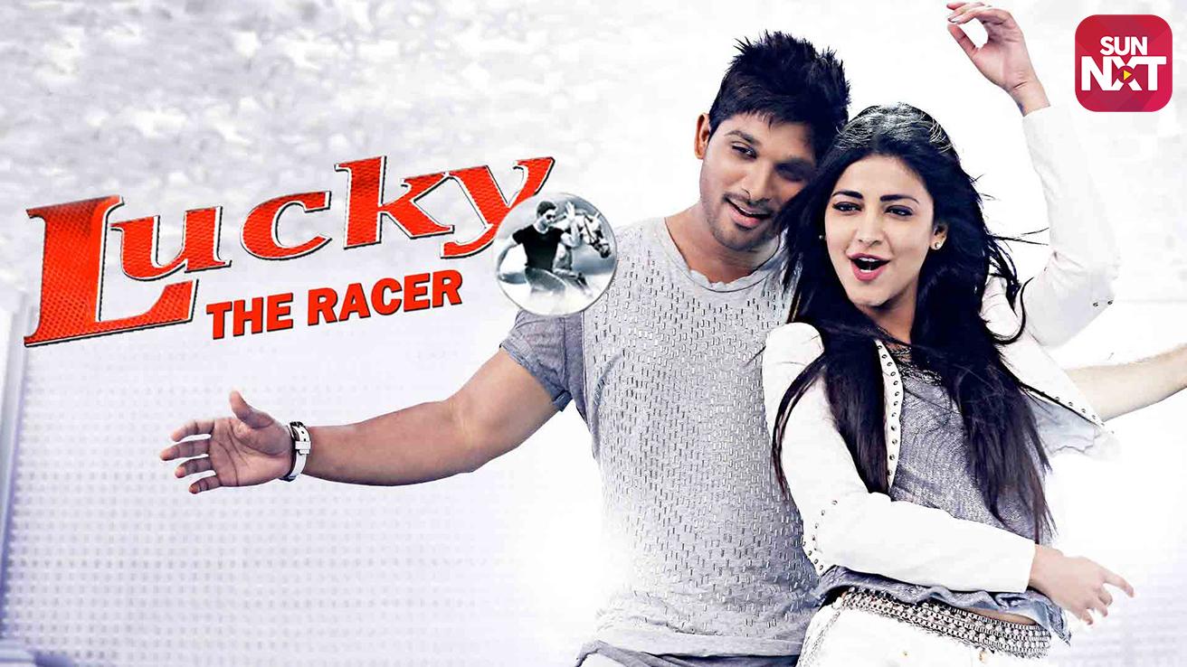 Lucky The Racer