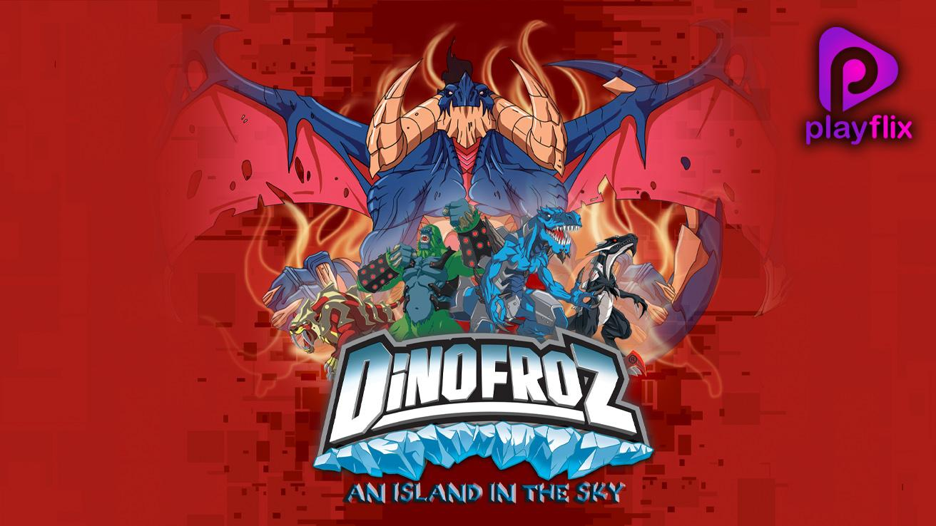 Dinofroz An Island In The Sky