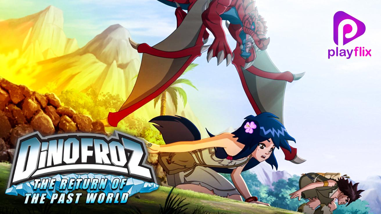 Dinofroz - The Return Of The Past World