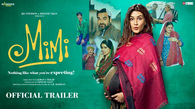 Mimi - Official Trailer