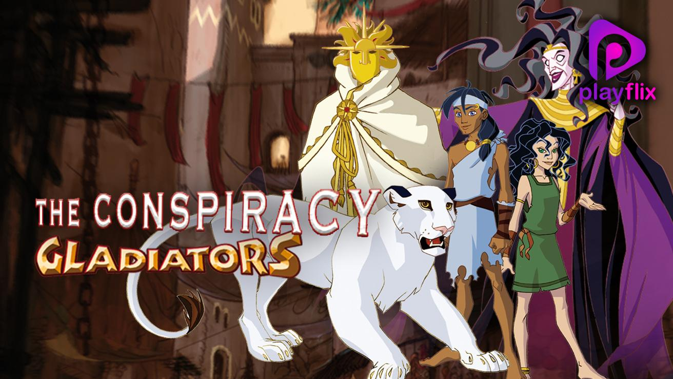 The Conspiracy Gladiators