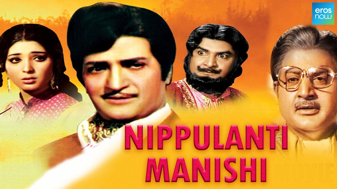 Nippulanti Manishi - NTR