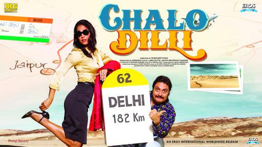 Chalo Dilli Movie: Watch Full Movie Online on JioCinema